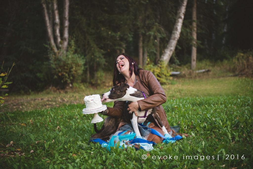 Adult birthday portrait photography anchorage alaska