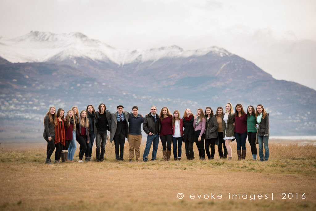 Choral Photography, Anchorage Alaska Choir Photographer
