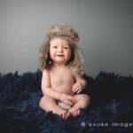 Alaskan baby boy