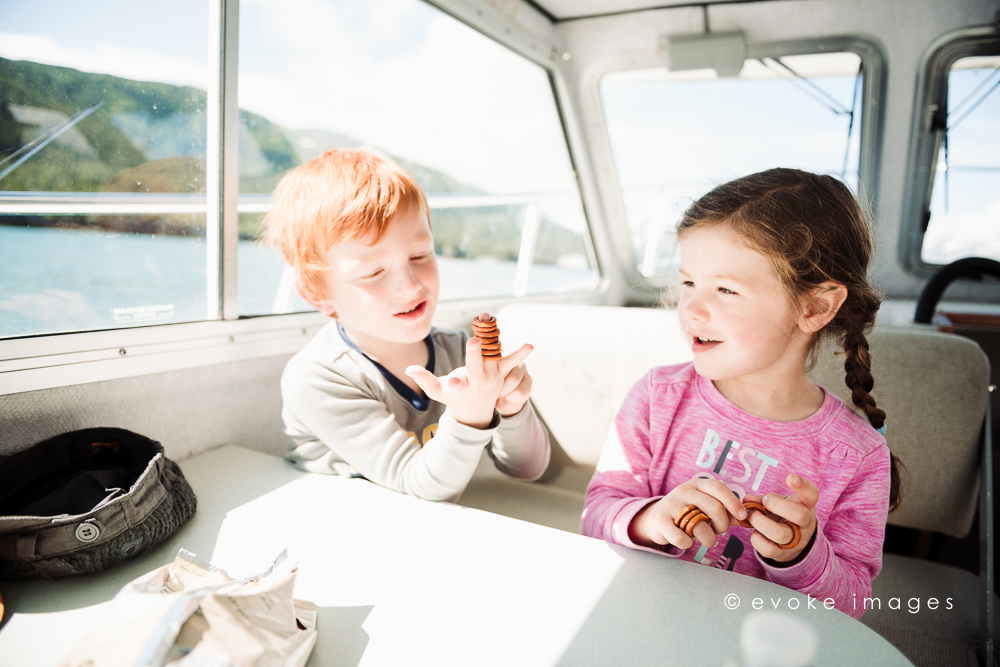 alaska kids boat life
