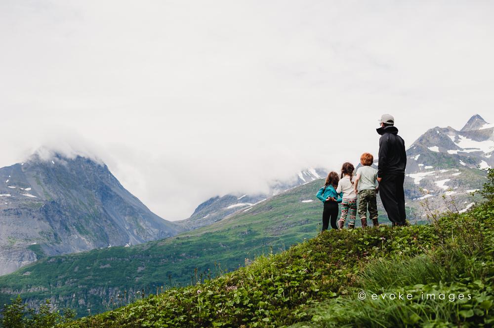 Whittier Alaska Mountains