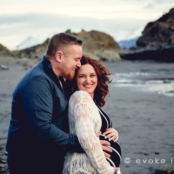 Maternity Photography, Anchorage Alaska Maternity Photographer