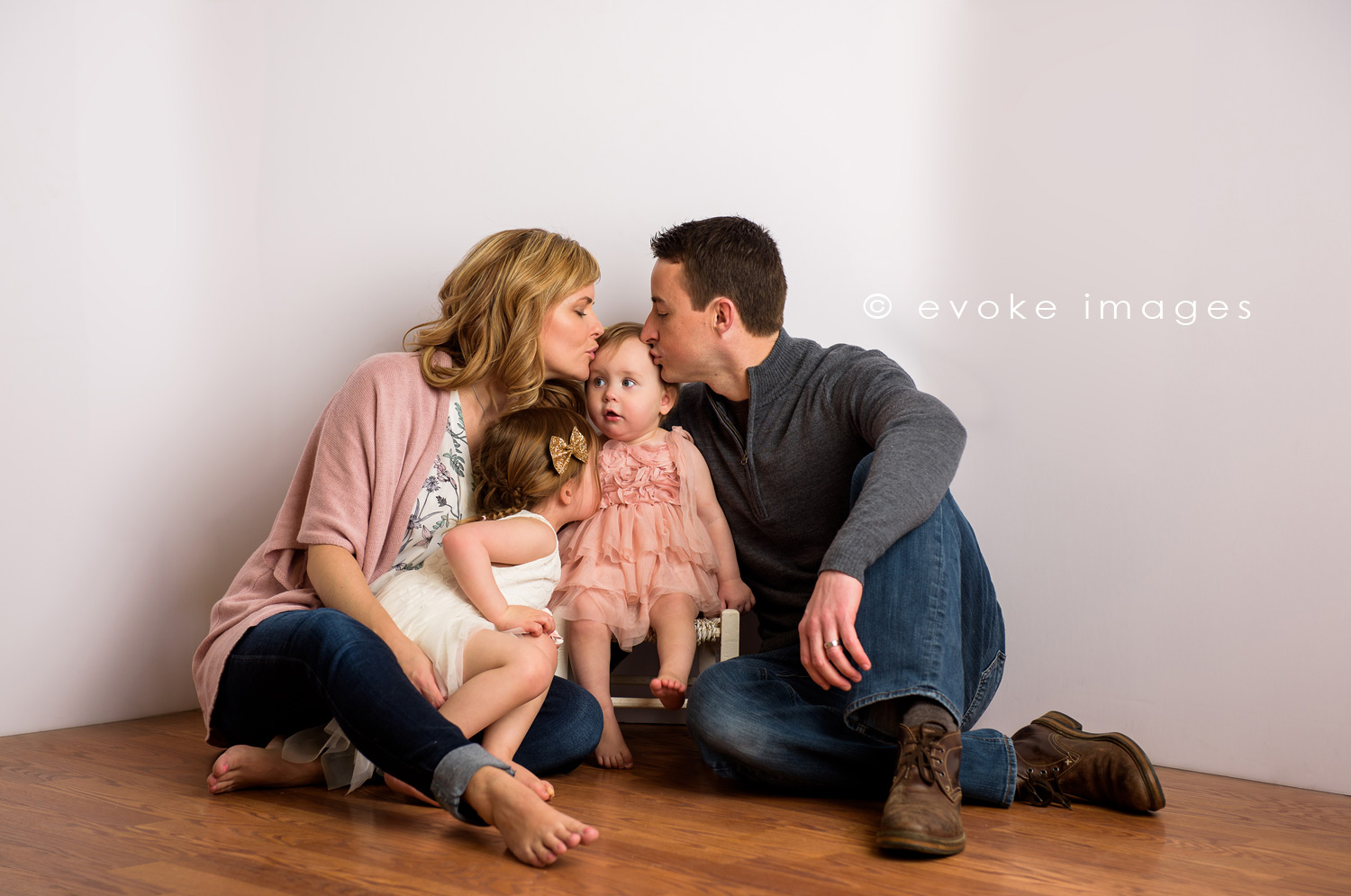 anchorage Alaska studio family photography