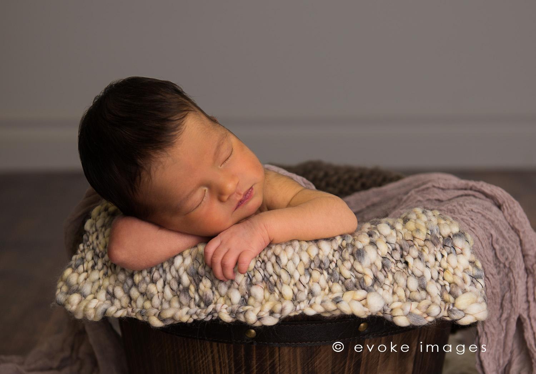 Alaska baby photos