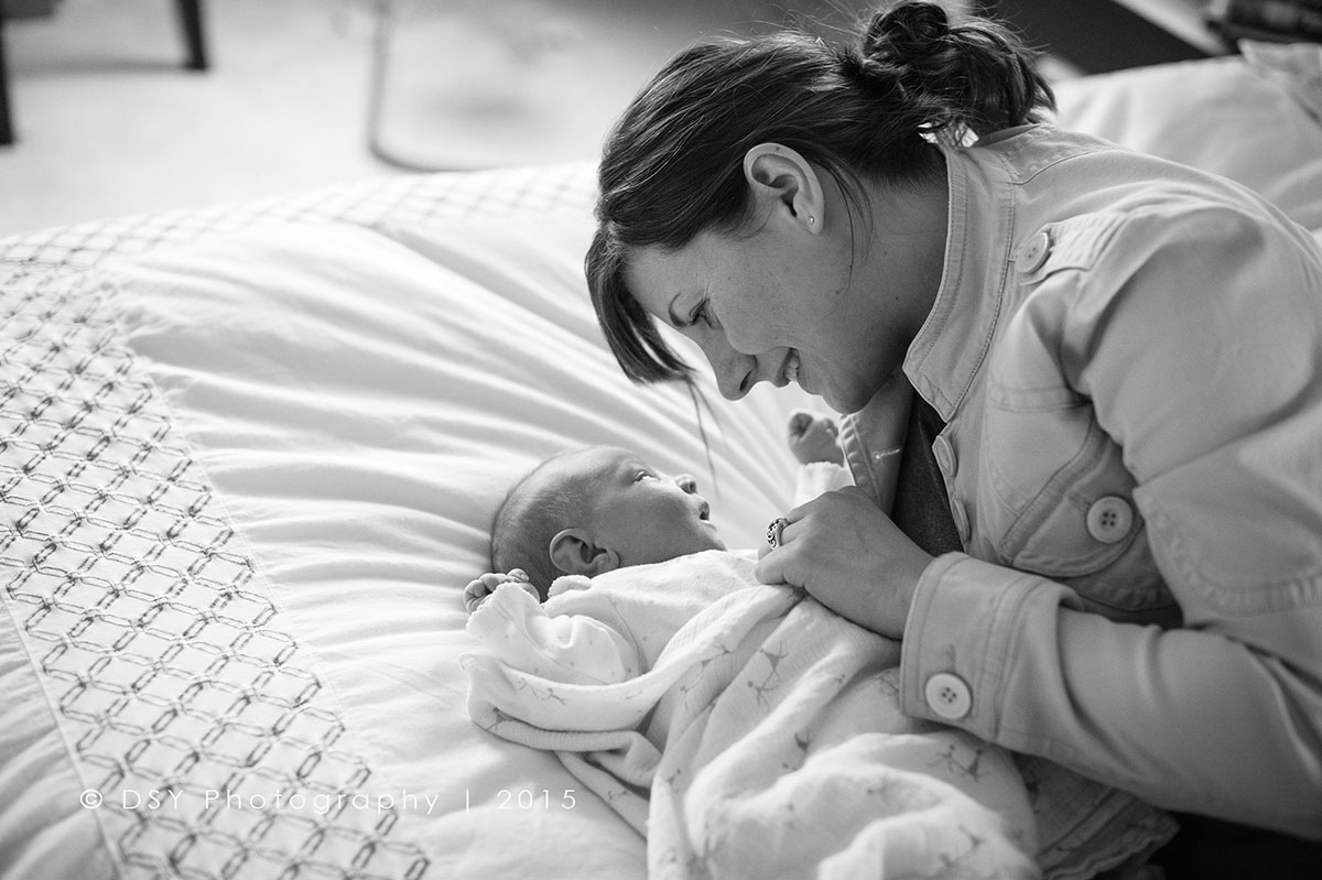 alaska anchorage newborn photography