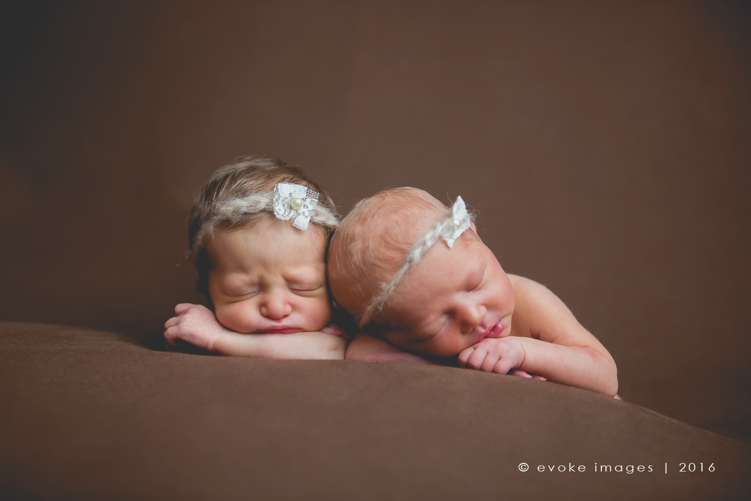 Anchorage Twin Newborn Photography